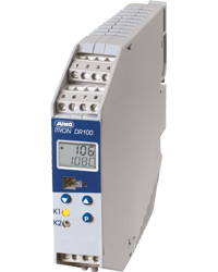 JUMO iTRON DR 100 - regulator compact (702060)