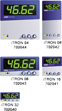 JUMO iTRON - regulator compact (702040)